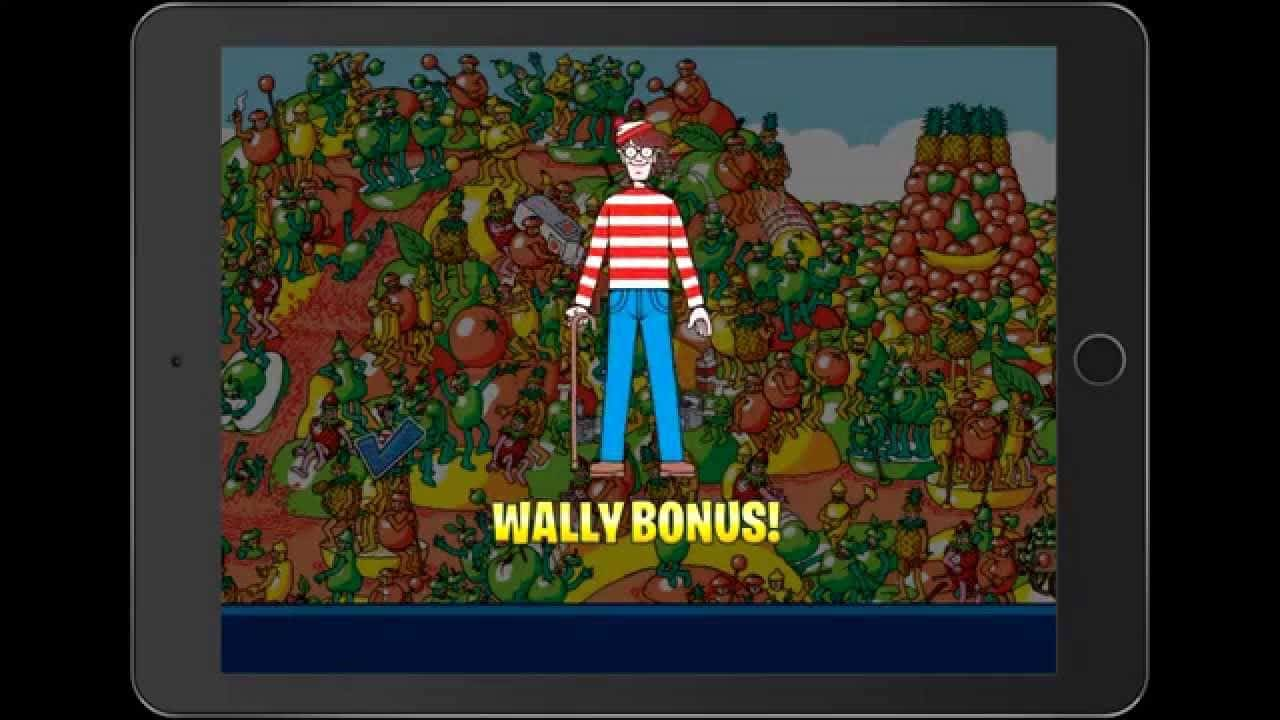 where 39 s waldo he 39 s hiding in the itunes app store. Black Bedroom Furniture Sets. Home Design Ideas