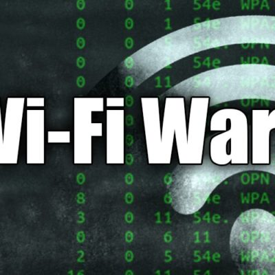 WiFi Wars: Funny WiFi Names