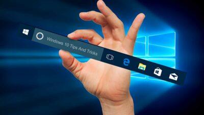 Windows 10 Tips And Tricks - Windows 10 Task Bar