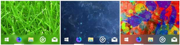 Change Your Windows 10 Taskbar Transparency