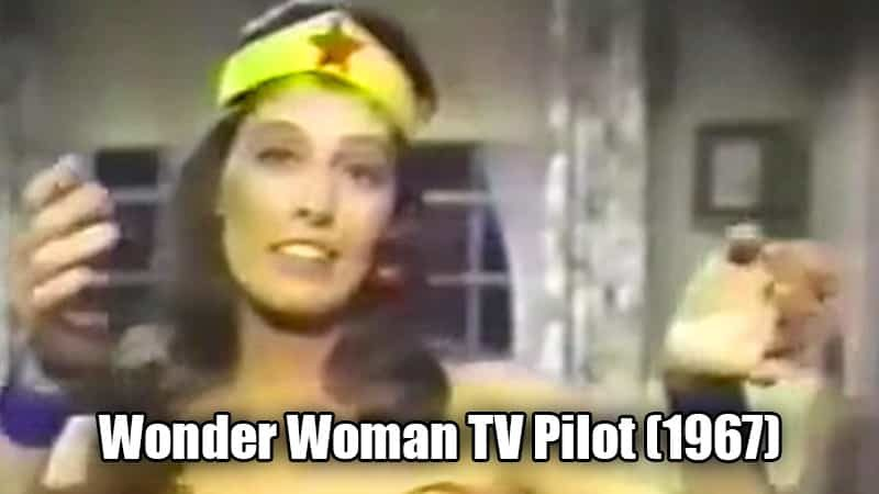 Wonder Woman TV pilot (1967)