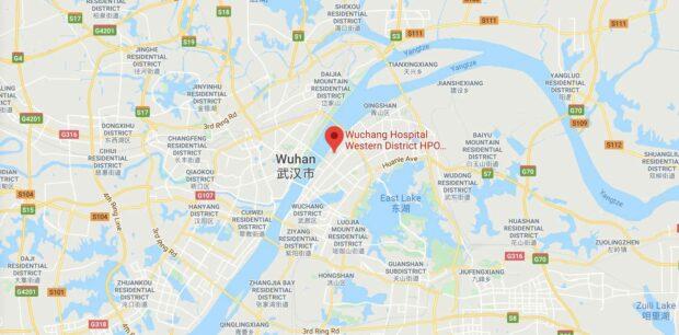 Wuchang Hospital