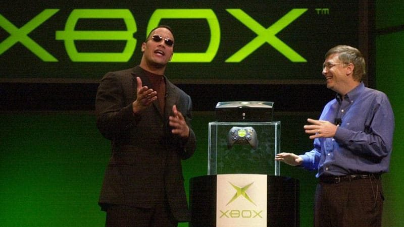 Microsoft Announces the Xbox