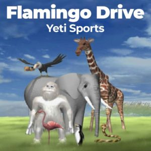 Flamingo Drive: Yeti Sports - Play Now For Free