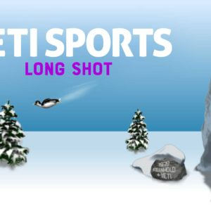 Yeti Sports: Penguin Toss Long Shot - Play Now