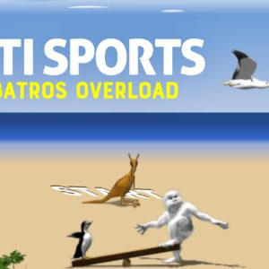 Yeti Sports: Albatros Overload - Play Now For Free
