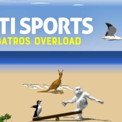 Yeti Sports Albatros Overload