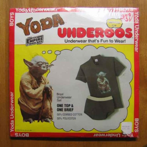 Yoda Underoos
