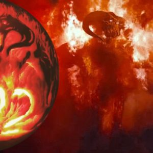 "Incredible Lord of The Rings ""You Shall Not Pass"" Halloween Pumpkin Carving"