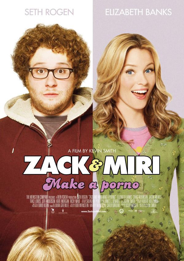 Zack &Amp; Miri Make A Porno - Banned Movie Posters