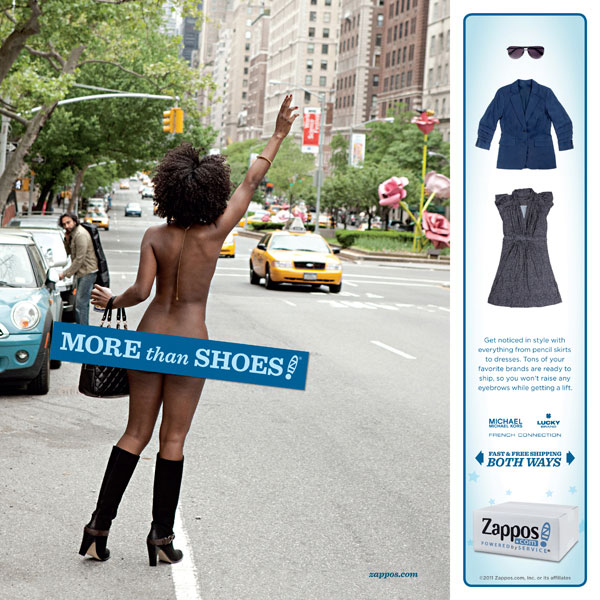 Zappos - More Than Shoes