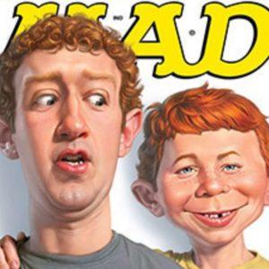 Is Facebook's Mark Zuckerberg the Bastard Stepchild of Alfred E. Neuman?